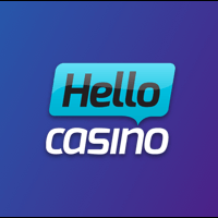 Sign up at Hello Casino