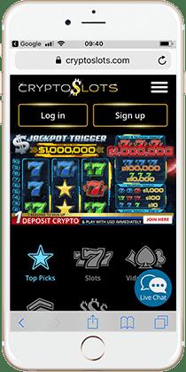 Cryptoslots Casino 2020 1500 Match Bonus