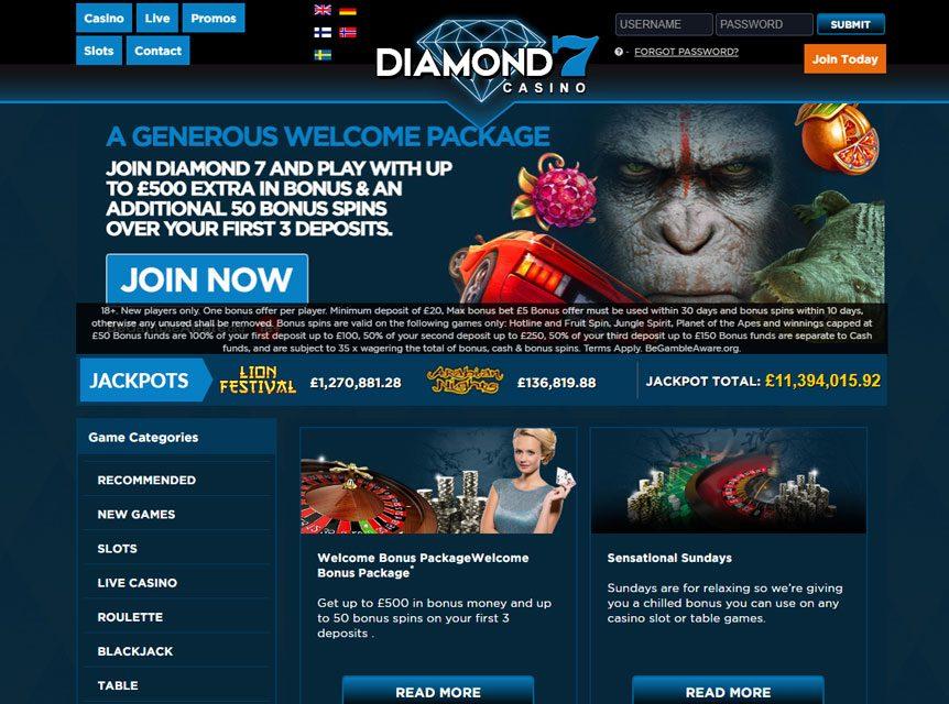 Grand casino 4g