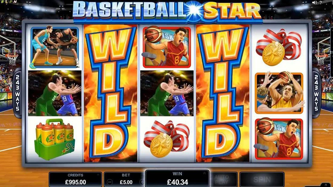 Basketball Star Slot