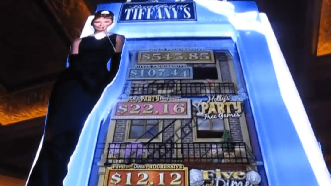 Breakfast At Tiffanys Slot Machine