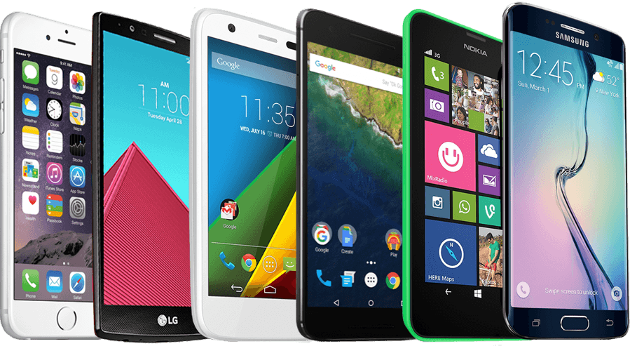 Latest Mobile Smartphones