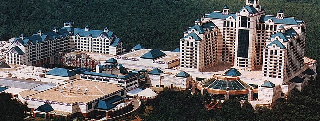 Foxwoods Resort Casino, Mashantucket, Connecticut
