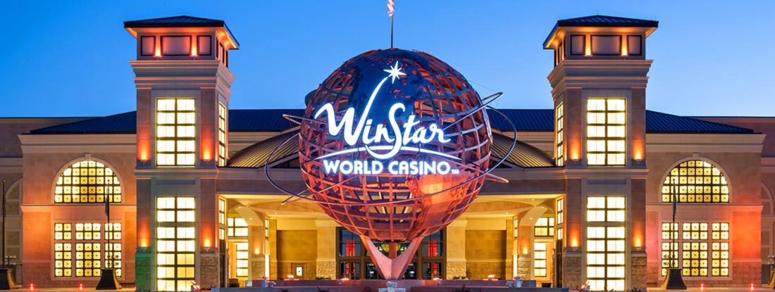 Winstar World Casino and Resort, Thackerville, Oklahoma