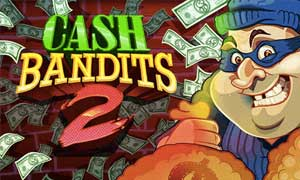 Play Cash Bandits 2 Slot at Raging Bull Casino